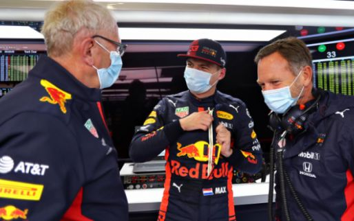 Red Bull vindt problemen Verstappen: ''We hadden last van de trillingen''