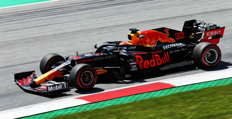 Verstappen unhappy with Bottas: They're so *** blind!