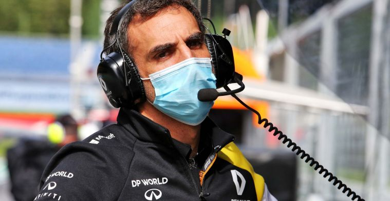 Abiteboul didn't just say Alonso: 'It's not that we had no other choice'