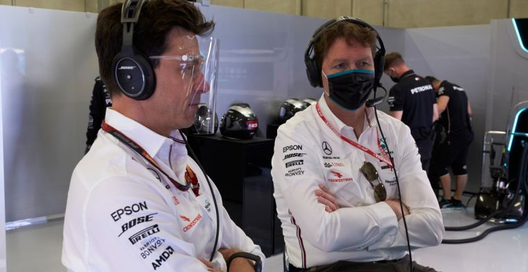 Toto Wolff's a little worried: Verstappen is better than last week