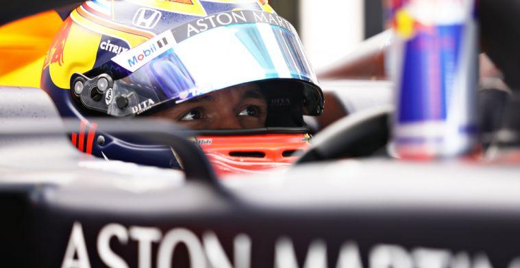Albon: I must always be at my highest level next to Verstappen