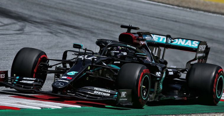 Mercedes happy after first weekend with DAS: ''Potential we still have to wait''