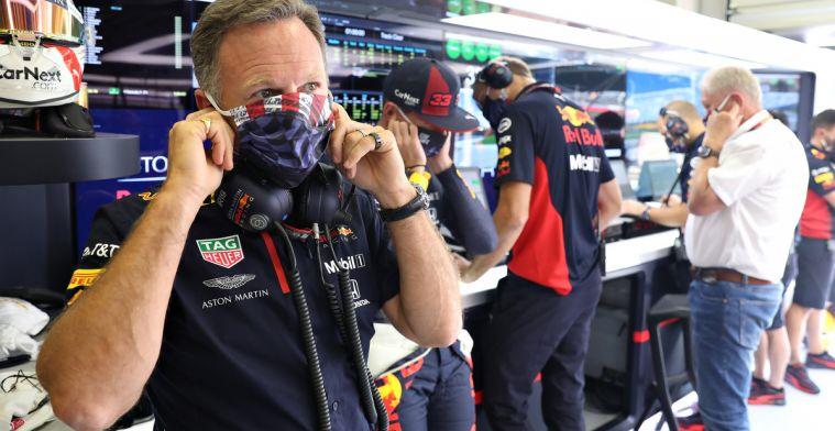 Horner blij met prestaties Verstappen: Maar verwacht dat kwalificatie doorgaat