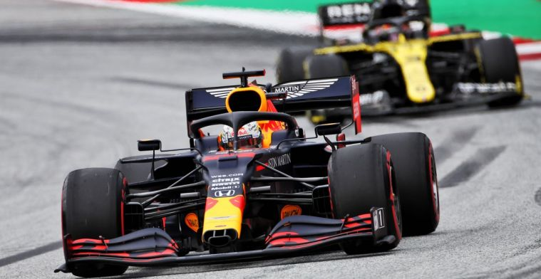 Red Bull Racing fastest on all tyres on Friday in Austria