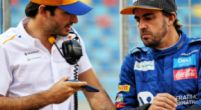 Image: Sainz happy to return Alonso: ''The best drivers belong in Formula 1''