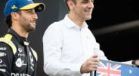 Image: Abiteboul despite Alonso not happy with Ricciardo: ''Timing was not fine''