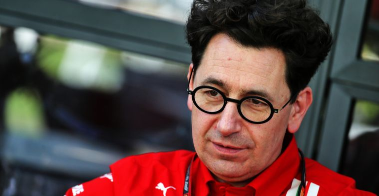 Ferrari must face the truth according to Binotto