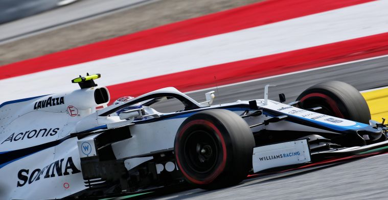 Williams: The parameters have not changed