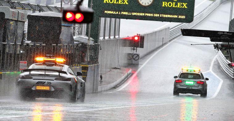 F1 kijkt naar mogelijkheid om op zondag te kwalificeren