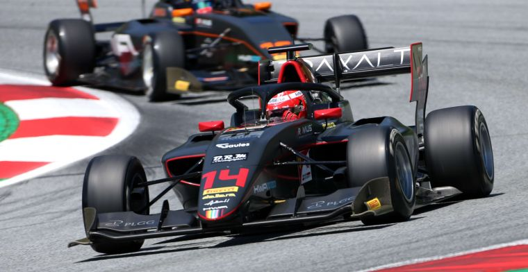 UPDATE: F3 race cancelled after 14 laps, is there still racing in Austria?