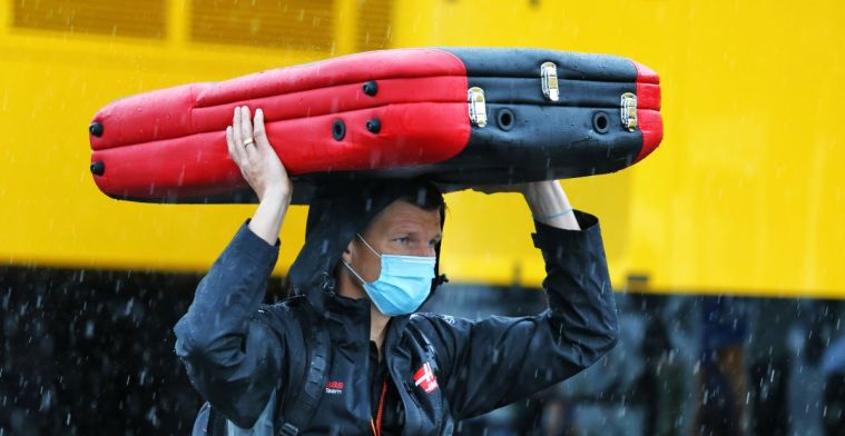 FP3 of the Styrian Grand Prix cancelled due to heavy rain