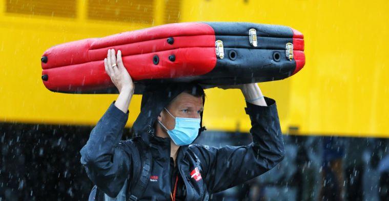 Te veel regen in Oostenrijk! Derde vrije training GP van Steiermark afgelast