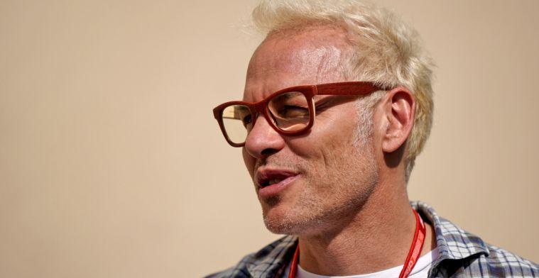 Villeneuve genoot van kwalificatie: Smullen om Verstappen zo te zien rijden