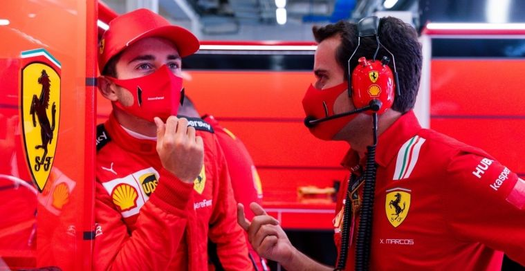 Three place grid penalty for Charles Leclerc