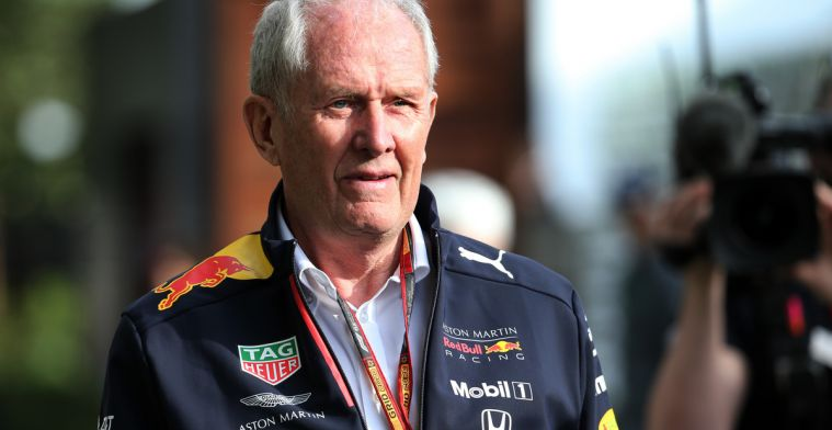 Marko foresees opportunities for Verstappen: We have a very good position