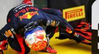 Afbeelding: De mega-drift van Verstappen doet denken aan Grand Prix van Brazilië 2016