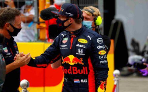 Verstappen neemt Red Bull niks kwalijk: