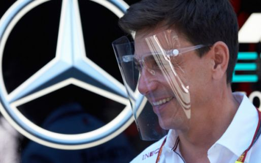 Wolff is verrast door Hamilton: