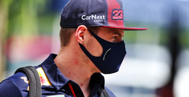Verstappen lost valuable points last week: Now at least make it to the podium
