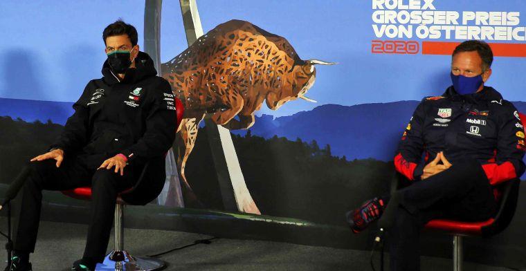 Mercedes verwacht meer strijd: Hebben de echte Red Bull nog niet gezien