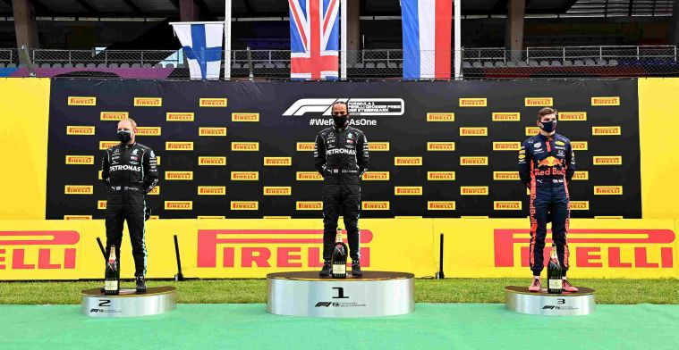 POLL: Wie is volgens jullie de GPblog Driver of the Day op de Red Bull Ring?