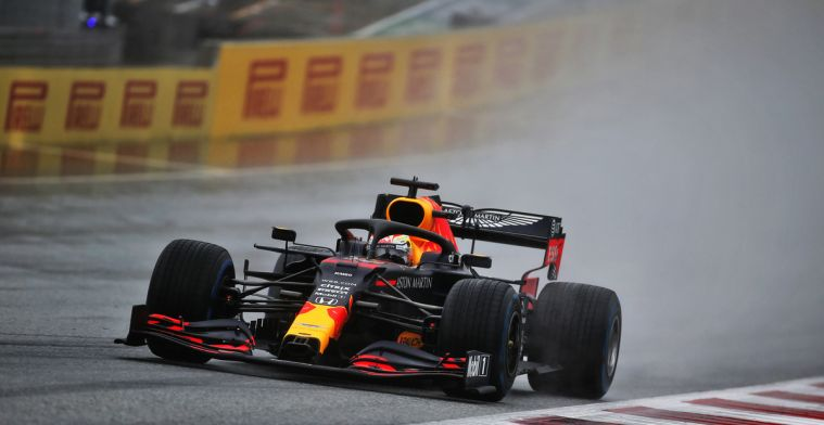 Verstappen: Communication is key in these conditions