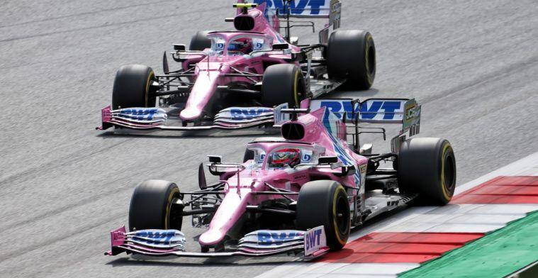 Moet Red Bull Racing vrezen voor Racing Point? Plannen een aanzienlijke update