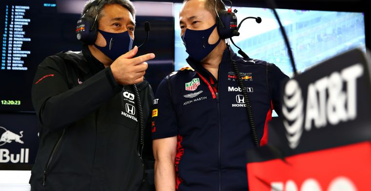 Honda: Happy that Verstappen managed to get first podium of the season