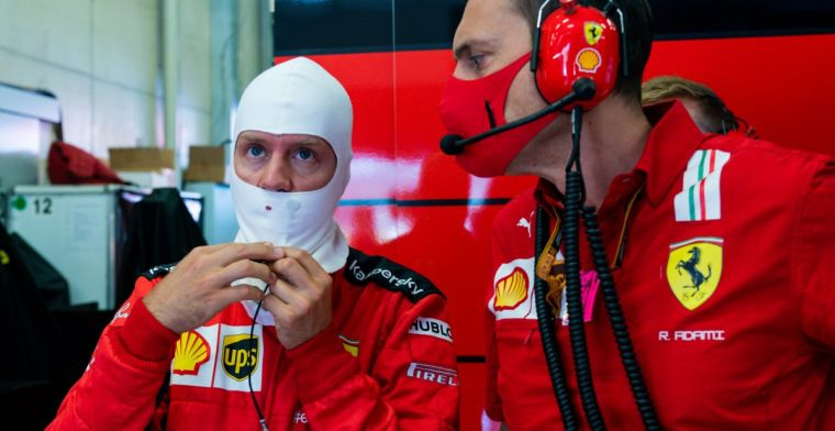 Toto Wolff on managing Vettel: Don't know if they want to negotiate with me