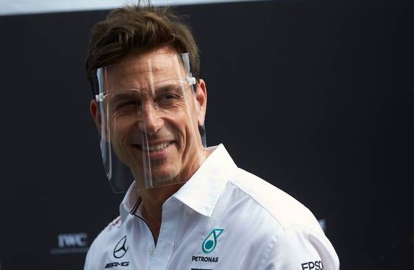 Wolff full of praise for Hamilton after victory in Austria