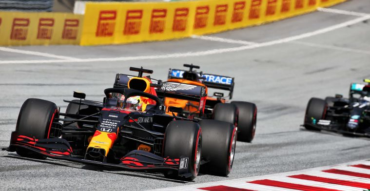 Verstappen with mixed feelings after Styrian GP