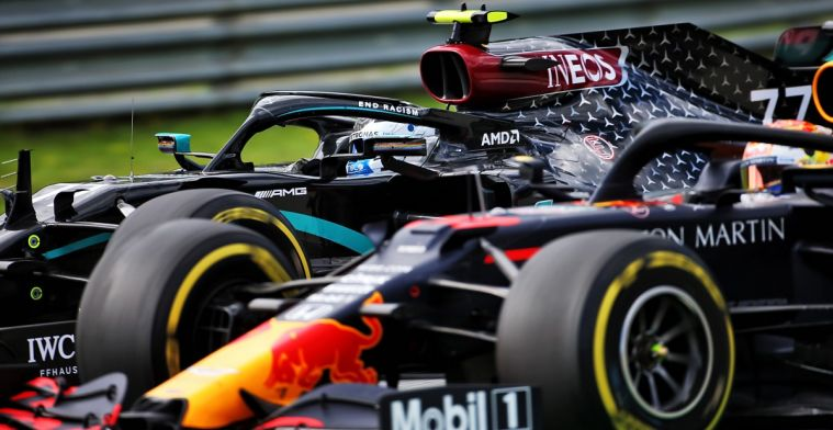 WC-Standings constructors: Mercedes lonely at the top; Ferrari drops into midfield