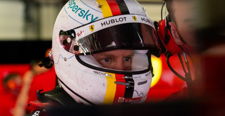Vettel: I'm not going to announce my retirement