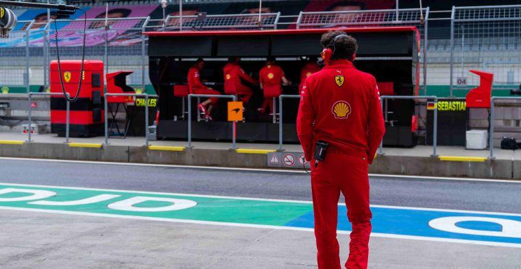 Teambaas Ferrari wil geen schuldige aanwijzen: Is het niet het moment voor nu