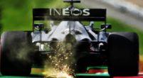 """Afbeelding: Mercedes: """"Door Verstappen kunnen we kerbstones niet ontwijken"""""""
