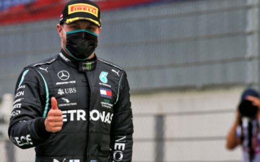 OFFICIEEL: Bottas tekent opnieuw voor één jaar extra bij Mercedes