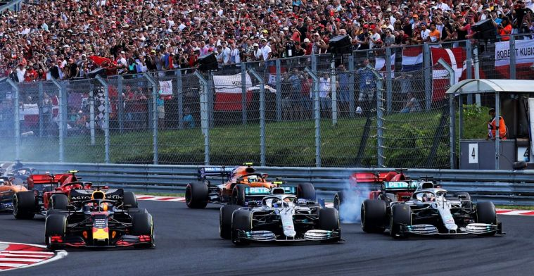 Hungarian Grand Prix is already on this week, see the time schedule here!