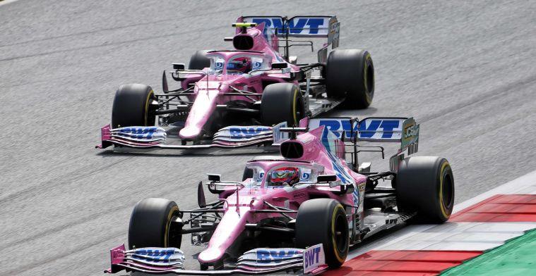 Horner: Iedereen zou zich zorgen moeten maken om Racing Point