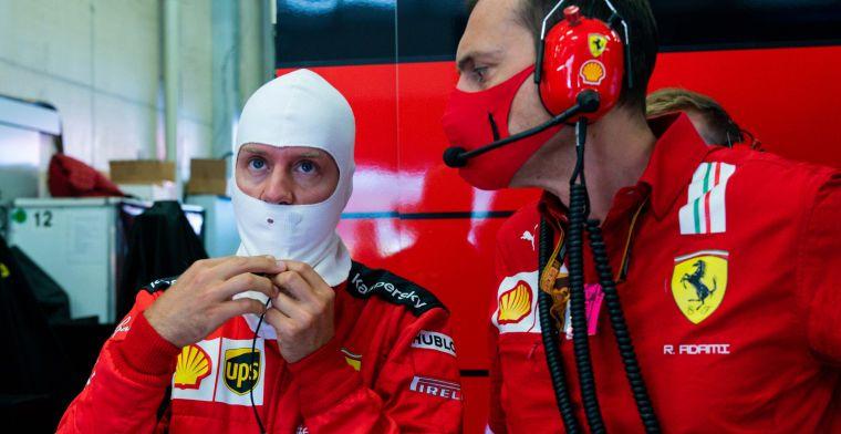 Hakkinen: ''Het zijn zorgwekkende tijden voor Ferrari''