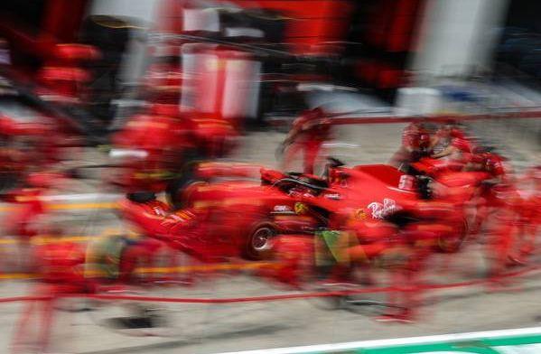 Biggest problem for Ferrari is the closest media scrutiny.