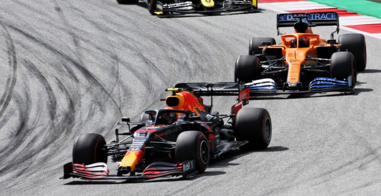 Lammers: 'Disappointment Red Bull indicates high expectations'