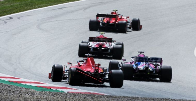 Wolff feels sorry for Ferrari: We want a strong Ferrari