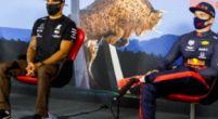 """Afbeelding: Verstappen weet dat Hamilton met hem speelde: """"Ga ik sneller, doet hij dat ook"""""""