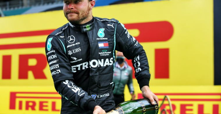 Bottas expected more trouble with Verstappen: Went out of more tension