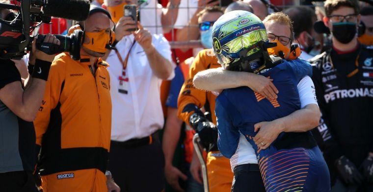 Seidl wouldn't let a Ferrari incident happen: ''That's a personal attack''