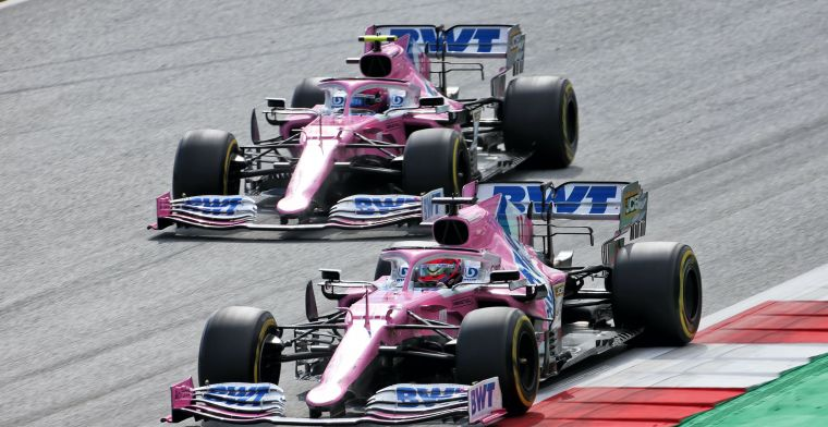 Racing Point expects even more for GP Hungary: Still have a lot to learn.
