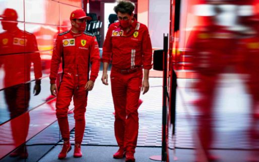 'Top of Ferrari already has someone in mind to replace team boss Binotto'