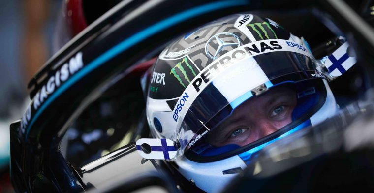 Bottas challenges Hamilton: This year a better battle for the title.