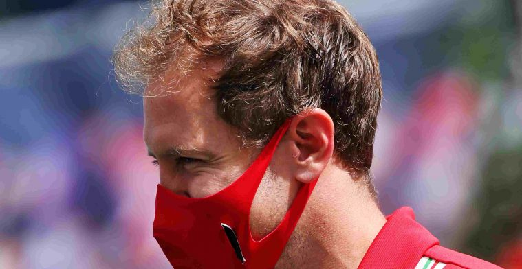 Motorsport-Total weerspreekt akkoord Vettel en Aston Martin: Verre van zeker