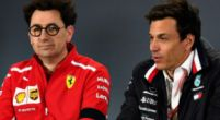"Image: Ferrari counters Mercedes: ""Hope not that only we accept compromises"""